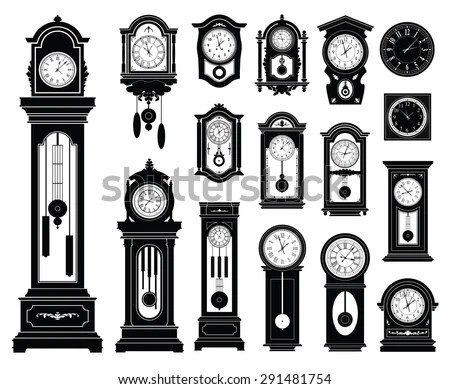 Grandfather Clock Stock Images, Royalty-Free Images