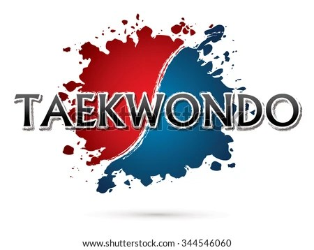 Image result for taekwondo word picture