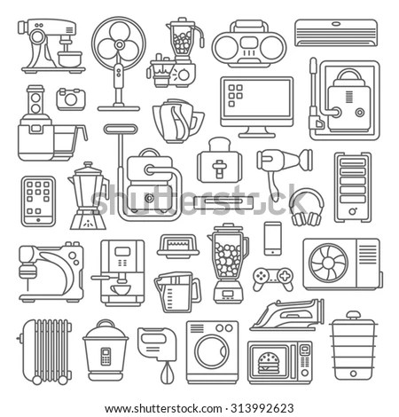 Fan Outline Stock Images, Royalty-Free Images & Vectors