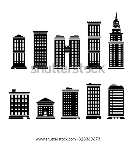 Building Symbol Stock Images, Royalty-Free Images