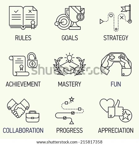 Gamification Stock Images, Royalty-Free Images & Vectors