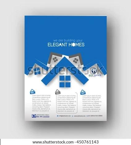 Real Estate Flyer Stock Images RoyaltyFree Images
