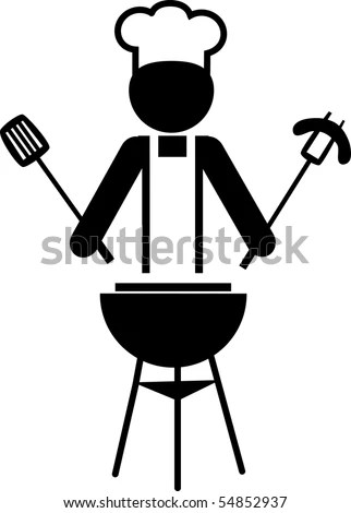 Cartoon Bbq Stock Images, Royalty-Free Images & Vectors