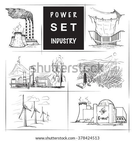 Wind Power Plant Diagram Wind Power Plant Figure Wiring
