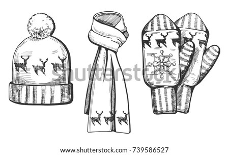 Mitten Stock Images, Royalty-Free Images & Vectors