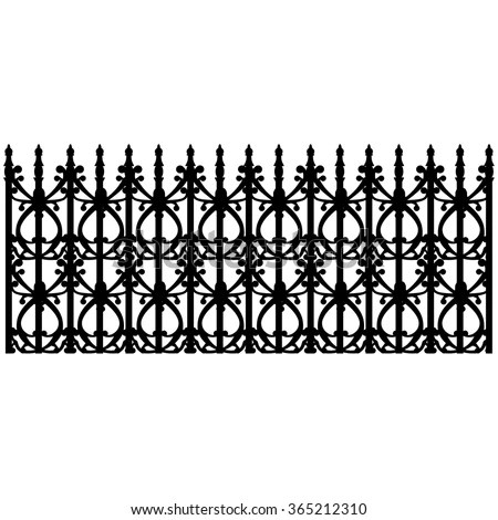 Iron Gate Stock Photos, Royalty-Free Images & Vectors