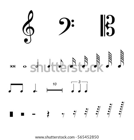 Notation Stock Images, Royalty-Free Images & Vectors