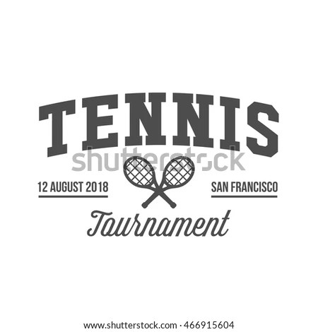 College Tennis Stock Photos, Royalty-Free Images & Vectors