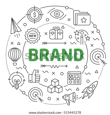 Branding Stock Images, Royalty-Free Images & Vectors
