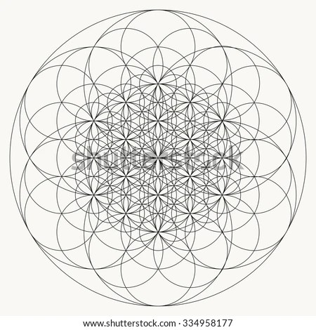 Flower Of Life Stock Images, Royalty-Free Images & Vectors