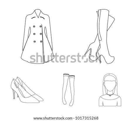 Stockings Logo Stock Images, Royalty-Free Images & Vectors