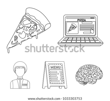 Pizzeria Stock Images, Royalty-Free Images & Vectors