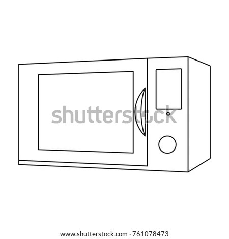 Microwave Symbol Stock Images, Royalty-Free Images