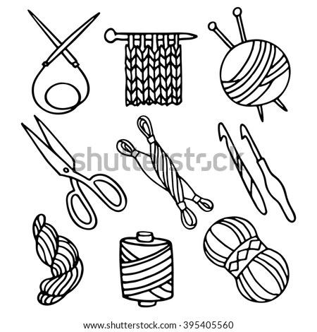 Crochet Hook Stock Images, Royalty-Free Images & Vectors