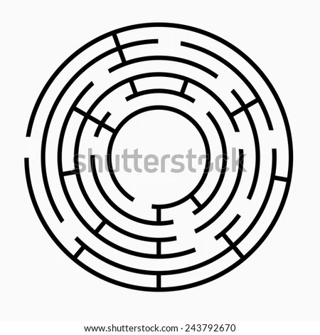 Maze Stock Photos, Royalty-Free Images & Vectors