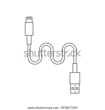 Usb Cable Stock Images, Royalty-Free Images & Vectors