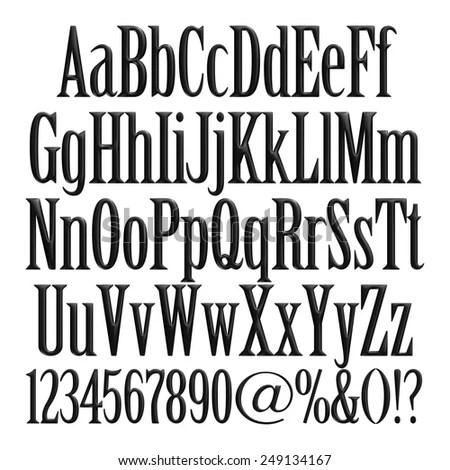Sans Serif Font Stock Images, Royalty-Free Images