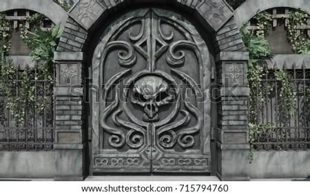 Dungeon Door Stock Images Royalty Free Images Amp Vectors