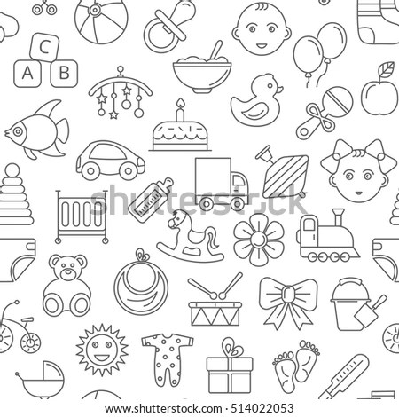 Child Outline Stock Images, Royalty-Free Images & Vectors