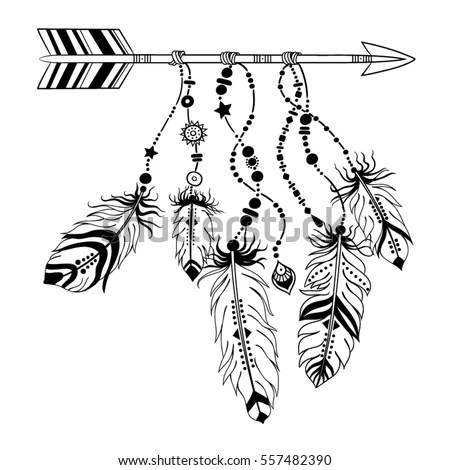 20+ Indian Arrow Clip Art Frame Ideas and Designs