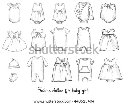 Baby Wear Stock Images, Royalty-Free Images & Vectors
