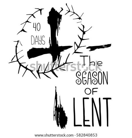 Lenten Cross Stock Images, Royalty-Free Images & Vectors