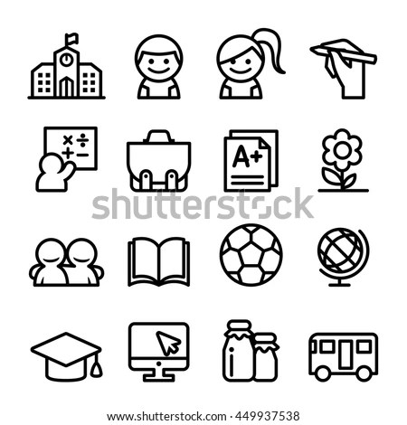 Scholarship Icon Stock Images, Royalty-Free Images