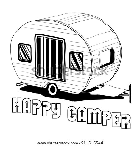 Camper Stock Images, Royalty-Free Images & Vectors