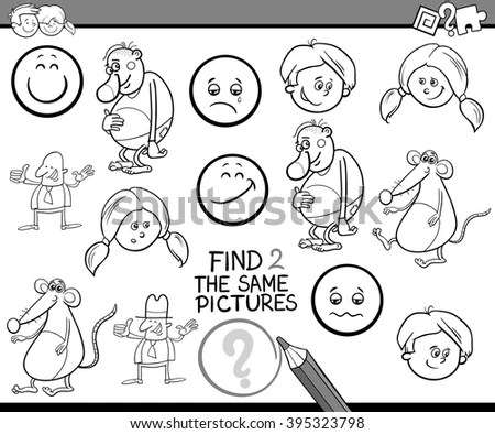 Drawing Tutorial Children How Draw Funny Stock Vector