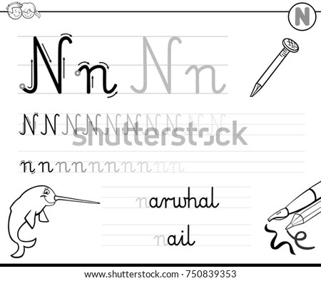 N Is For Nail Stock Images, Royalty-Free Images & Vectors