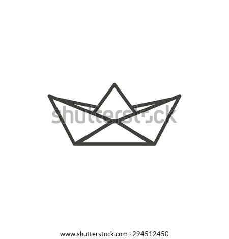 Paper Boat Stock Images, Royalty-Free Images & Vectors