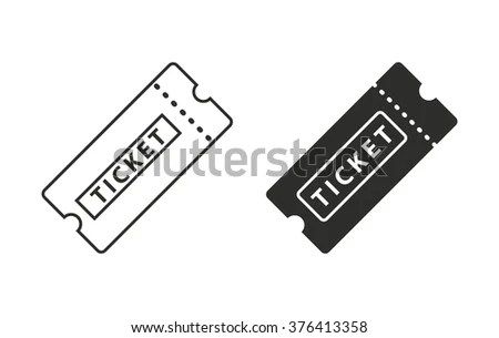 Vintage Theater Tickets, Vintage, Free Engine Image For
