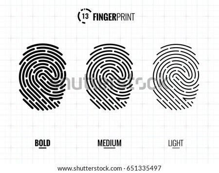 Fingerprint Stock Images, Royalty-Free Images & Vectors