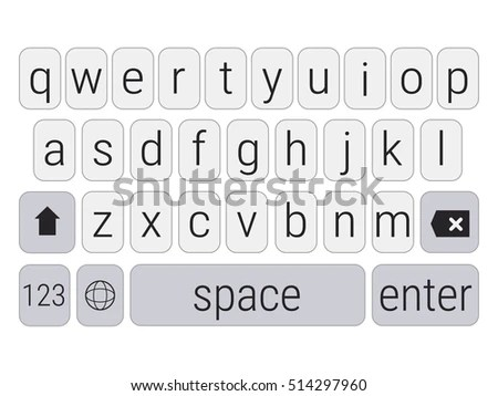 Qwerty Stock Photos, Royalty-Free Images & Vectors