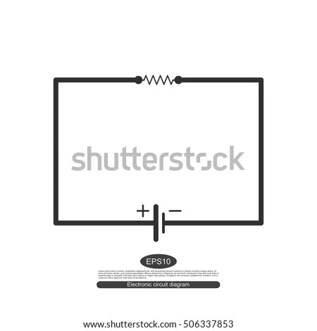 Circuit Diagram Symbols Stock Photos, Royalty-Free Images