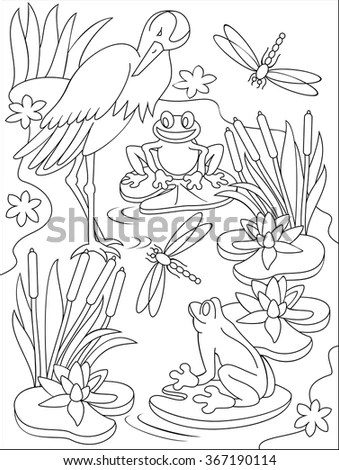Swamp Vector Stock Images, Royalty-Free Images & Vectors