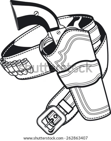 Gun Holster Stock Images, Royalty-Free Images & Vectors