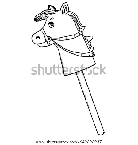 Horse Sketch Stock Images, Royalty-Free Images & Vectors