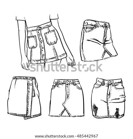 Elegant Miniskirt Stock Images, Royalty-Free Images