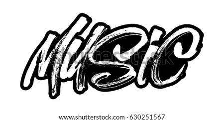 Music Letters Stock Images, Royalty-Free Images & Vectors