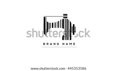 Tailors Vector Logo Template Fashion Logo Image