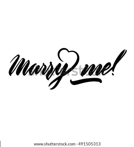 Marry Me Stock Images, Royalty-Free Images & Vectors