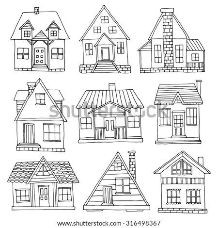 Cottage House Stock Images, Royalty-Free Images & Vectors