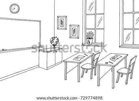 Classroom Stock Images, Royalty-Free Images & Vectors