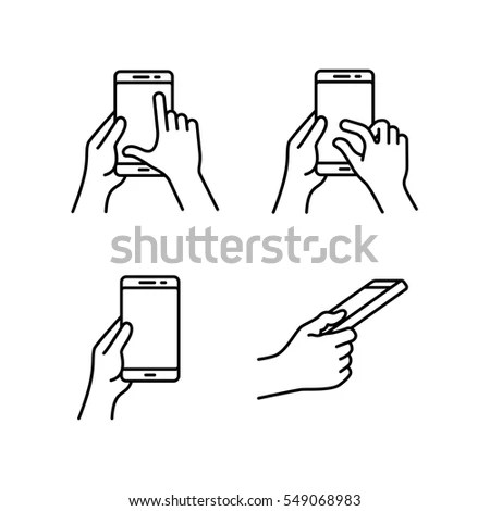 Gesture Stock Images, Royalty-Free Images & Vectors