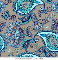 Paisley Stock Images, Royalty-Free Images & Vectors ...