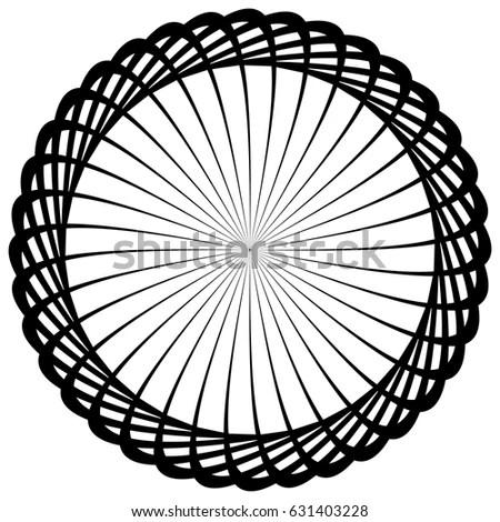 Cardioid Sinusoidal Spiral Mathematical Plane Curve Stock