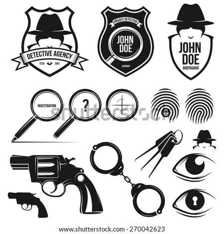 Detective Agency Stock Images, Royalty-Free Images