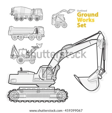 Digger Stock Images, Royalty-Free Images & Vectors