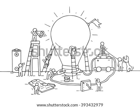 Team Building Powerpoint Team Building Graphics Wiring